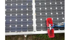 serviciul de curatare panouri solare lansat de solarclean