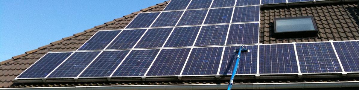 Intretinere parcuri solare