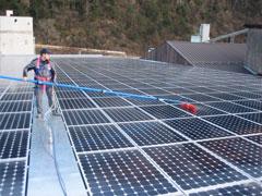 Managementul parcurilor solare
