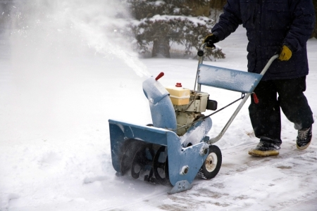 Snow removal and treatments against freezing
